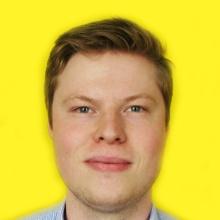 This image shows Tobias Biesner