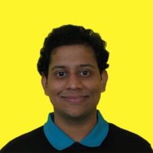 This image showsIshan Joshi