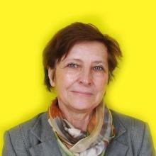 This picture showsAgnieszka  Cienkowska-Schmidt