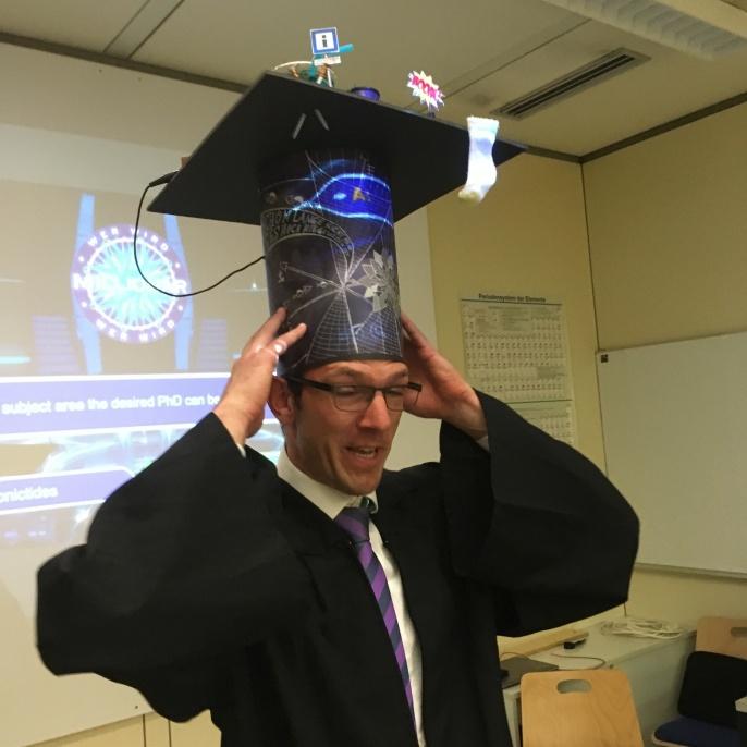 Dr. David Neubauer Doctorate Hatting