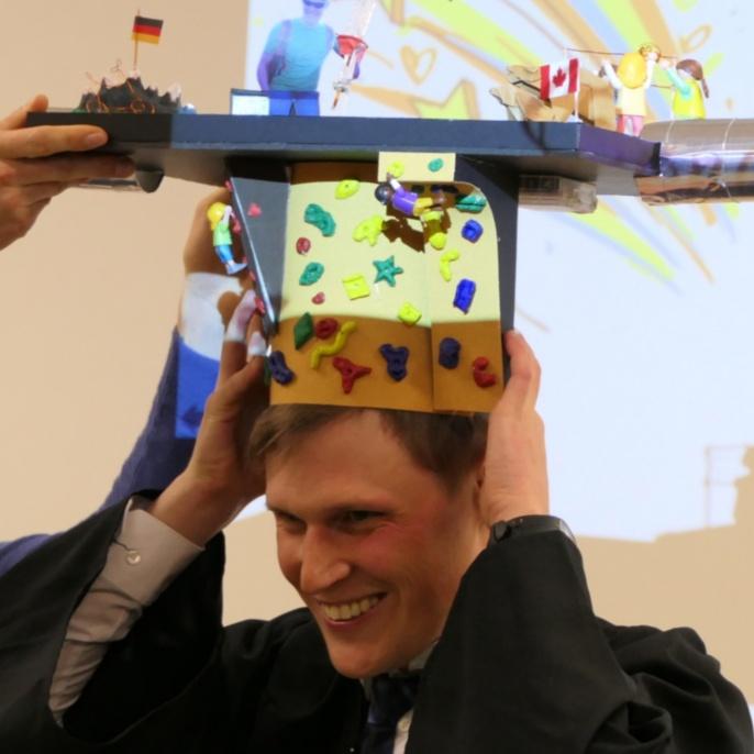 Markus Thiemann Doctorate Hatting