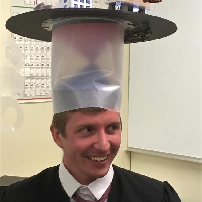 Dr. Micha Schilling Doctorate Hatting